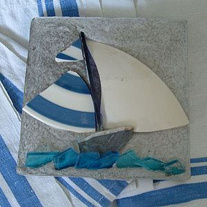 cornish blue - art & decorations