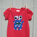 Girl Red alien T