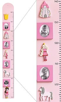 Princess Height Chart zoom