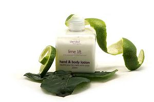 Lime Lift - Hand and Body Lotion - bathroom