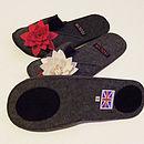 Suzie slipper sole