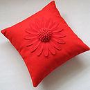 Big Daisy Cushions