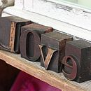 Love Blocks 1