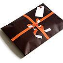 Orange And Chocolate Giftelope