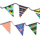 Cool Boys Large Bunting out