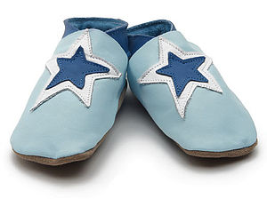 Soft Leather Baby Shoes Stardom