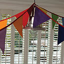 Multi-Coloured Bunting 3