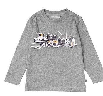 Manga City Organic Cotton T-shirt
