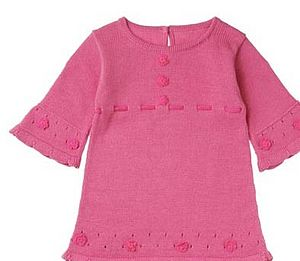 Sakura Knitted Cotton Tunic
