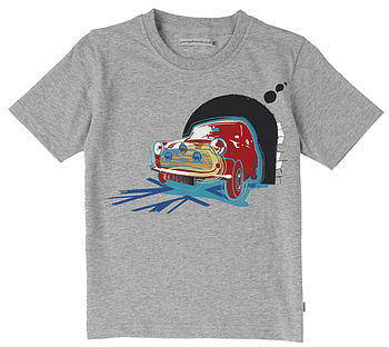 Mini Cooper Organic Cotton T-shirt
