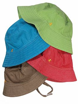 Chatterpants denim sun hats