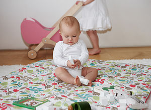 Playmat Garden - soft furnishings & accessories
