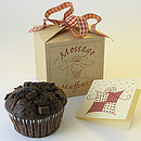 Message Muffin Giftbox
