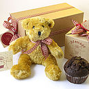 Teddy & Muffin Gift Boxed