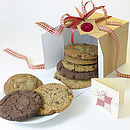 Message Cookies Gift Box