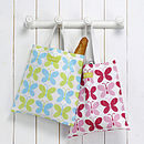 Butterfly Shopper Bag