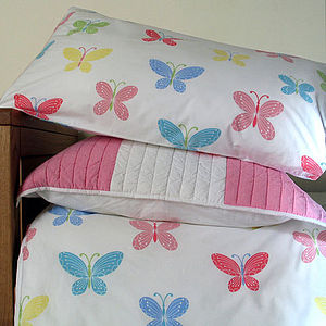 Butterfly Duvet Cover - bedroom