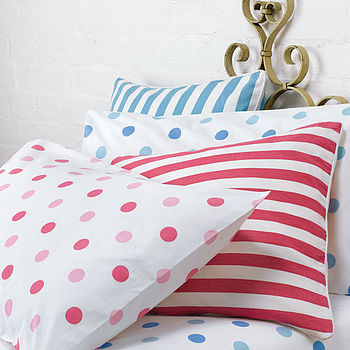 Dotty Bed Linen