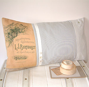 Photographie cushion - cushions