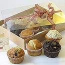Large Giftboxed Muffins