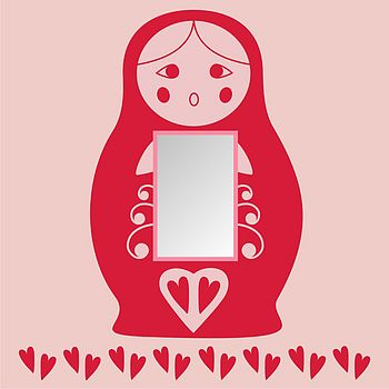Russian Doll Switch Cover