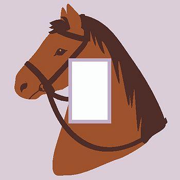 Pony Light Switch Cover