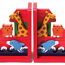 Noahs Ark / Digger / Fairy / Space - Bookends