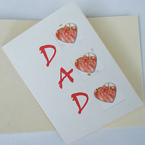 Pepper Seed Card for Dad