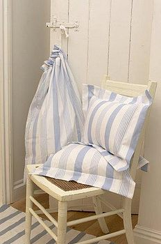 Blue Pavilion Laundry Bag