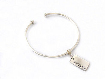 Bangle white background