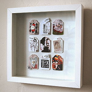 Personalised Wedding Keepsake Picture