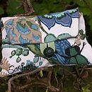 Green Tiger Beetle Purse