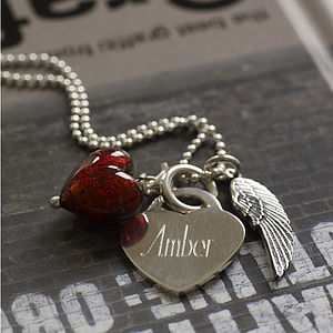 Twilight Necklace - gifts for teenagers