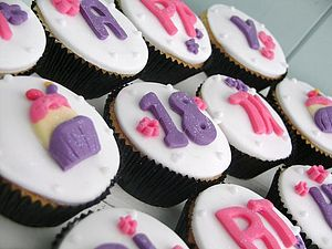 18th Birthday Cupcakes - food & drink gifts