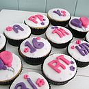 16th Birthday Cupcakes