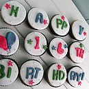 16th Birthday Cupcakes RGB