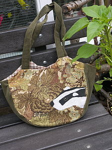 Badger Shoulder Bag