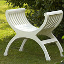 Kartini Chair - white