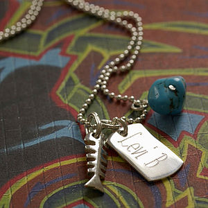 Surf Necklace - gifts for teenagers