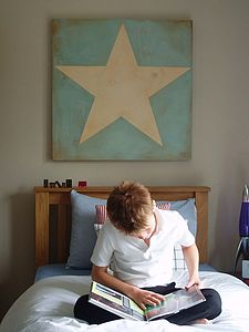 Canvas Star - paintings & canvases