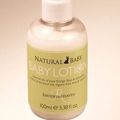 'Natural baby' Body Lotion