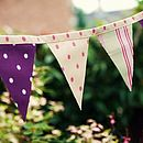 Spots & Stripes Bunting (1)