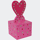 Heart Money Box