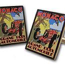 Monaco cufflinks