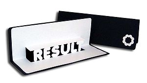 Congratulations Result Personalised Pop-Up Card