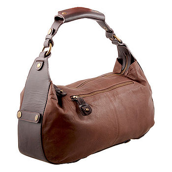 Virginia Leather Handbag