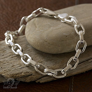 The Man Chain Bracelet - bracelets