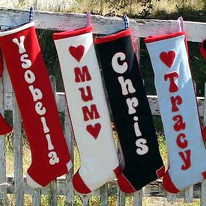 Christmas Stockings (Personalised)
