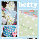 betty collection