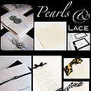 pearls and lace collection